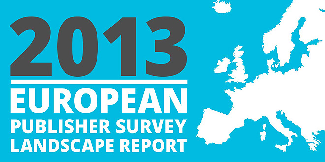 European Publisher Landscape Report 2013