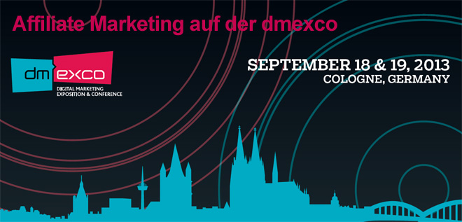 Affiliate Marketing auf der dmexco