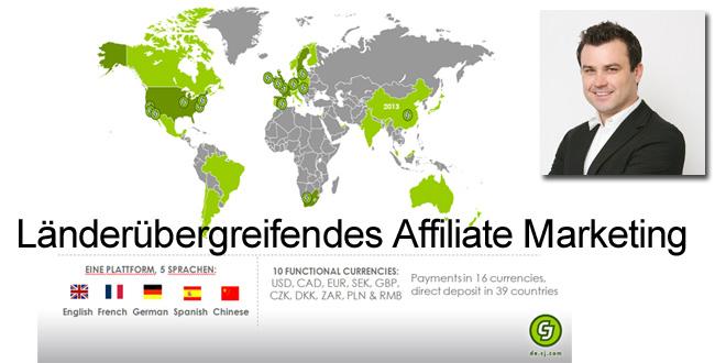 Länderübergreifendes Affiliate Marketing – Interview mit Tobias Allgeyer