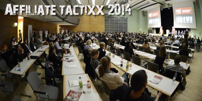 Programm der Affiliate TactixX 2014 online