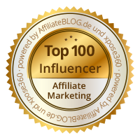 Die Top 100 Influencer im Affiliate-Marketing