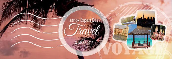 zanox expert day travel logo