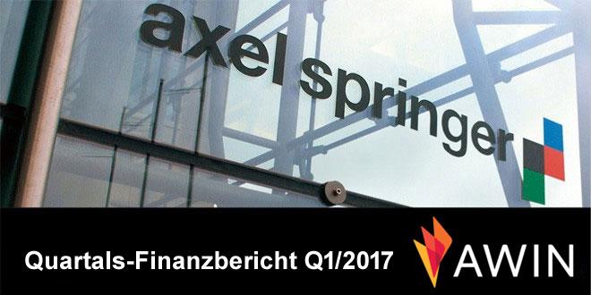 5,5% Umsatzwachstum bei Awin im 1. Quartal 2017