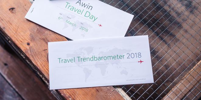 Awin Travel Trendbarometer 2018