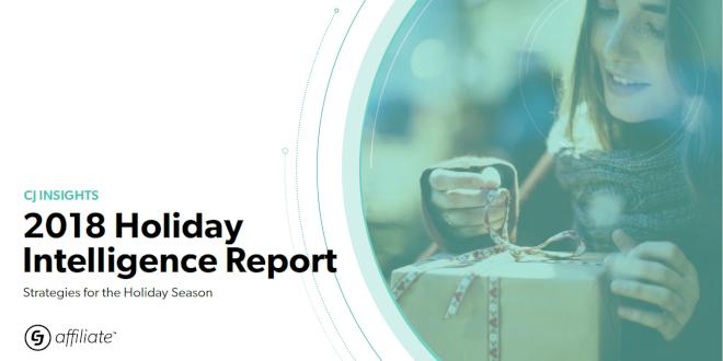 CJ 2018 Holiday Intelligence Report – mit diesen Insights zum erfolgreichen Jahresfinale