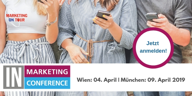 IN Markting Conference von SM:ILe Communication