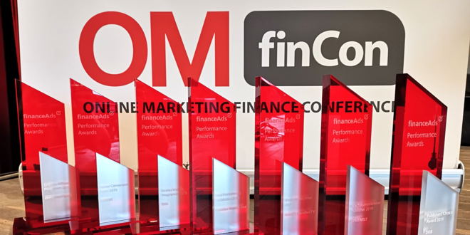 5. Online Marketing Finance Conference (powered by financeAds)