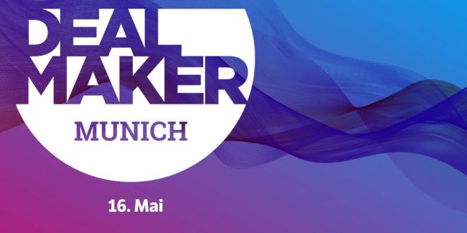 Rakuten DealMaker Munich am 16. Mai 2019